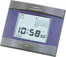 Casio Dokunmatik Ekranlı Saat