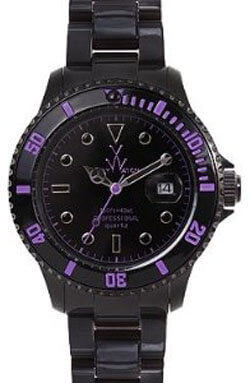 Toy Watch FL50BKVL Unisex Saat