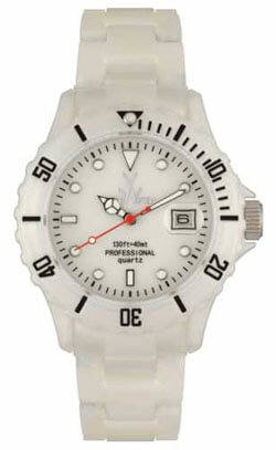 Toy Watch FLP01WH Unisex Saat