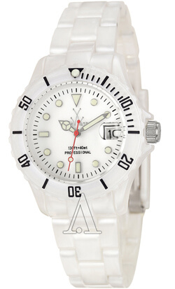 Toy Watch FLP15WH Unisex Saat